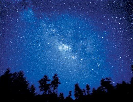 22 Немецкие астрономы выяснили, что Млечный путь на вкус как малина