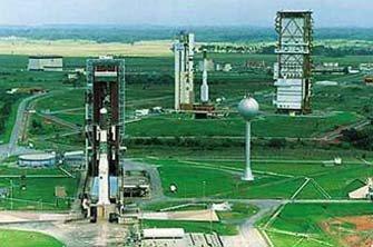 16 С космодрома Куру стартовала ракета-носитель Ariane-5