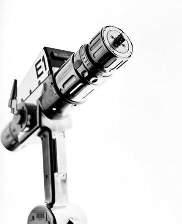 22 Фотосессия: космические инструменты