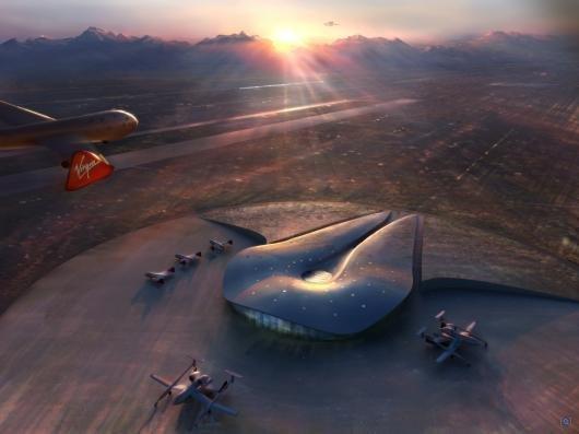 15 Американцы начинают строить первый в мире космопорт