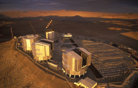 10 ТОП-10 современных телескопов