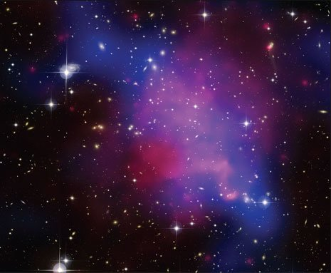 11 Первые звезды препятствовали образованию новых галактик