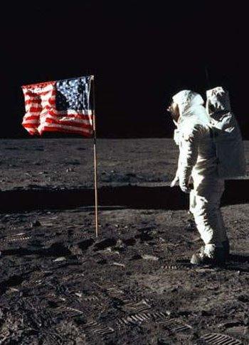 6 NASA покажет неизвестные снимки лунной миссии