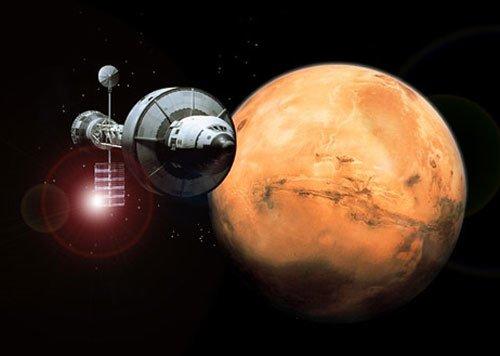8 В Москве завершился второй этап подготовки к миссии на Марс