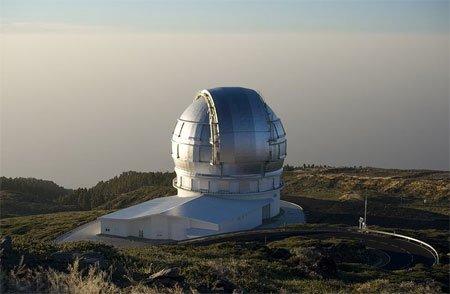 9 ТОП-10 современных телескопов