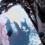 Сумка с инструментами, потерянная американской астронавткой, упала в Тихий океан