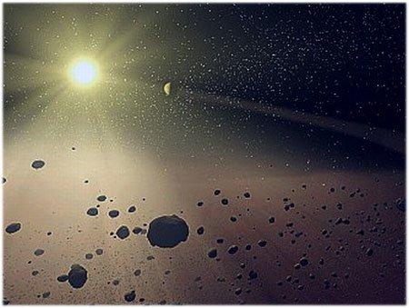 62 Ученые обнаружили гибриды комет и астероидов
