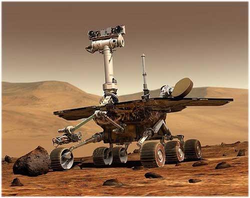 121 В 2011 году на Марс отправится новый разведчик
