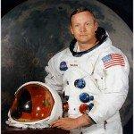 Нил Армстронг во времена лунной миссии