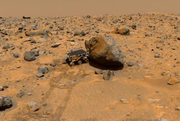 d0bcd0b0d180d1811 На Марсе обнаружены древние цивилизации?