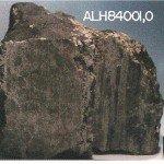 Марсианский метеорит ALH 84001