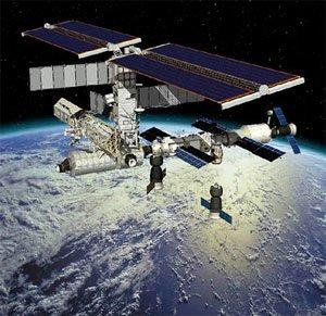 d0bcd0bad181 Обломок ракеты разминулся в космосе с МКС