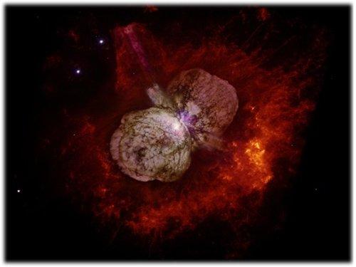 101 10 потрясающих космических снимков