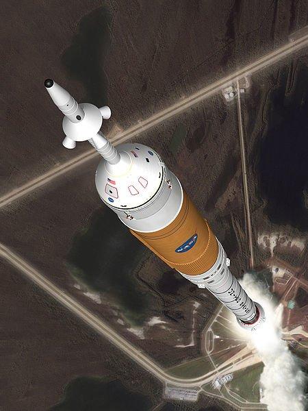450px-ares_i_launch Запуск Ареса отложен