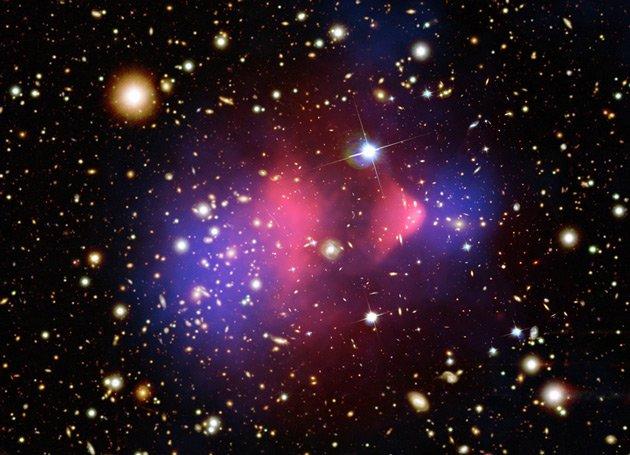dark-matter Темная материя не подчиняется существующим законам физики
