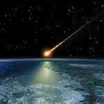 Упавший метеорит оказался...шуткой