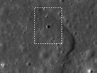 picture Астрономы обнаружили на Луне подземные тоннели