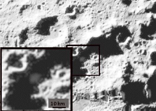 12 Ученые получили подтверждение наличия воды на Луне