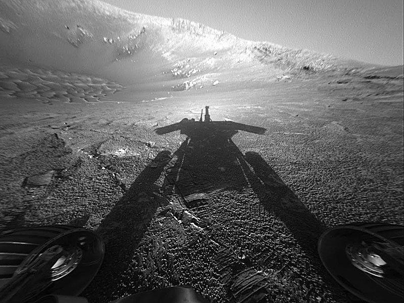 13 Открылся сайт для марсиан от Microsoft и NASA