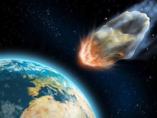 64 В 2029 на Землю может упасть огромный астероид