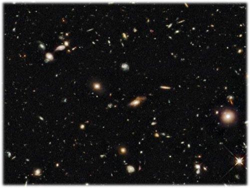 62 Хаббл рассмотрел древнейшую галактику