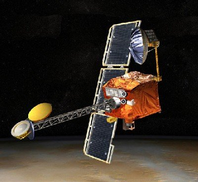 mfrsodyssey Mars Odyssey сломался