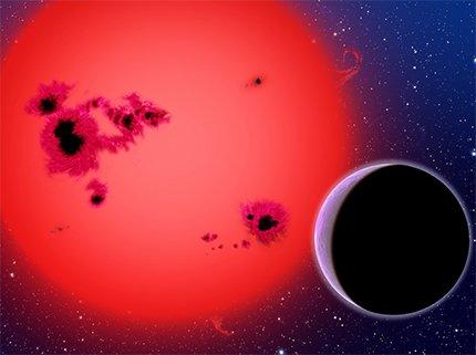 planet Астрономы нашли первую суперземлю с атмосферой