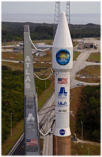 61 NASA вывело на орбиту аппарат для наблюдения за Солнцем