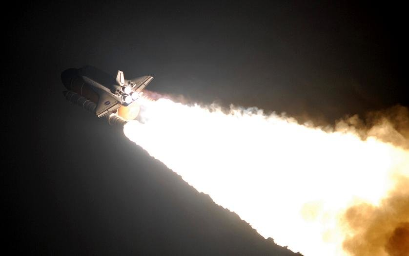 sts123endeavour_08pd0714 Началась подготовка к установке Транкилити на МКС
