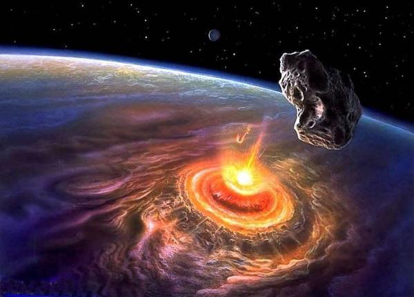 Астероид Орбиты некоторых потенциально опасных астероидов могут пересечься с земной