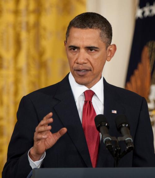 Барак-Обама Обама определил космический курс США