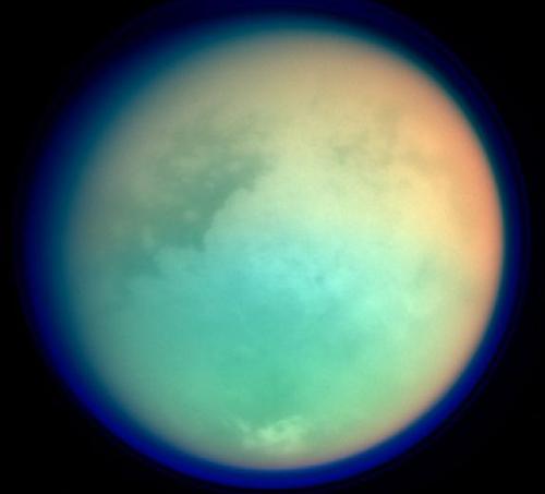 Титан Какие они, жители Титана?