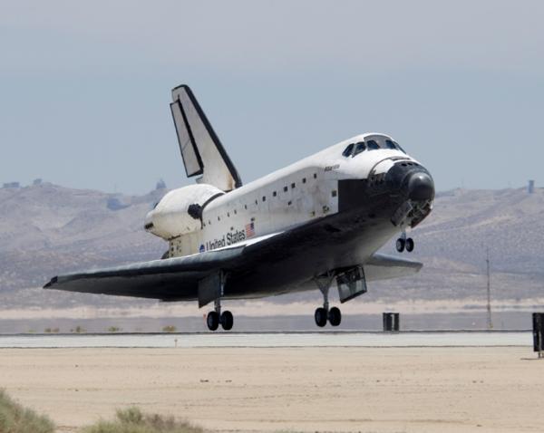 шаттл-Атлантис Шаттл «Атлантис» завершил свою последнюю космическую миссию