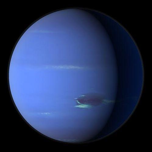 Нептун 200 лет назад Нептун столкнулся с кометой