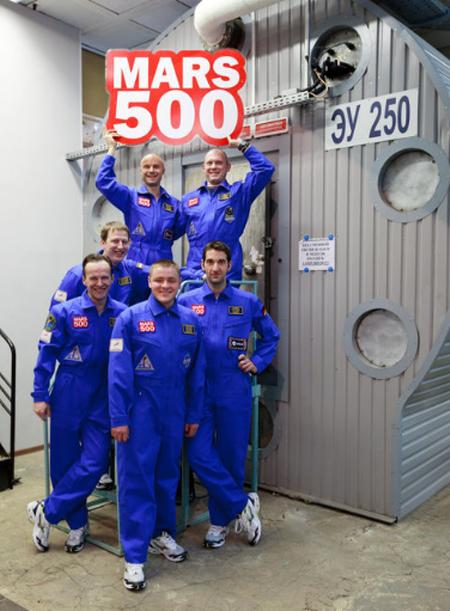 Mars-500 Полет на Марс состоится!.. Пока только в Интернете