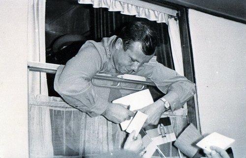 31-Gag Роскосмос отыскал ранее не опубликованные фотографии Гагарина