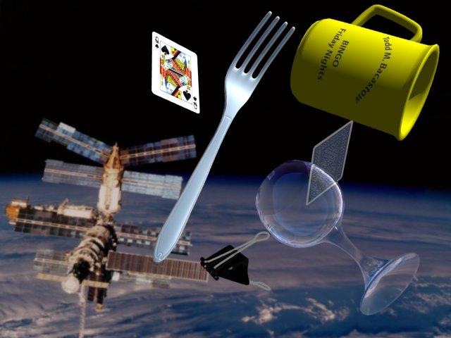 junk Лазерная система будет отслеживать космический мусор
