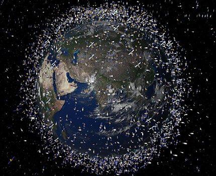 space_junk_2 Лазерная система будет отслеживать космический мусор