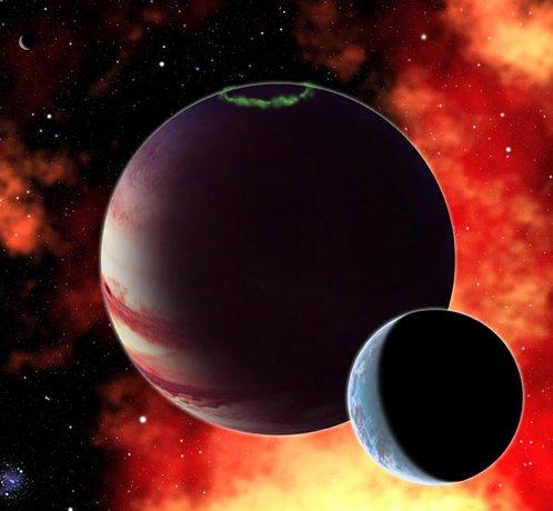264662 Обнаружены две необычные планетные системы
