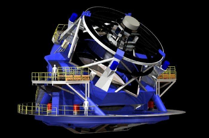 LSST Американские астрономы определили, какие направления развития науки наиболее важны