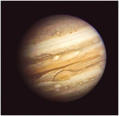 jupiter-500x489 Юпитер набрал массу, поглощая сверхземли?