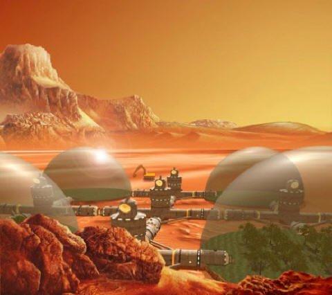 42308 Колонизация Марса выгодна