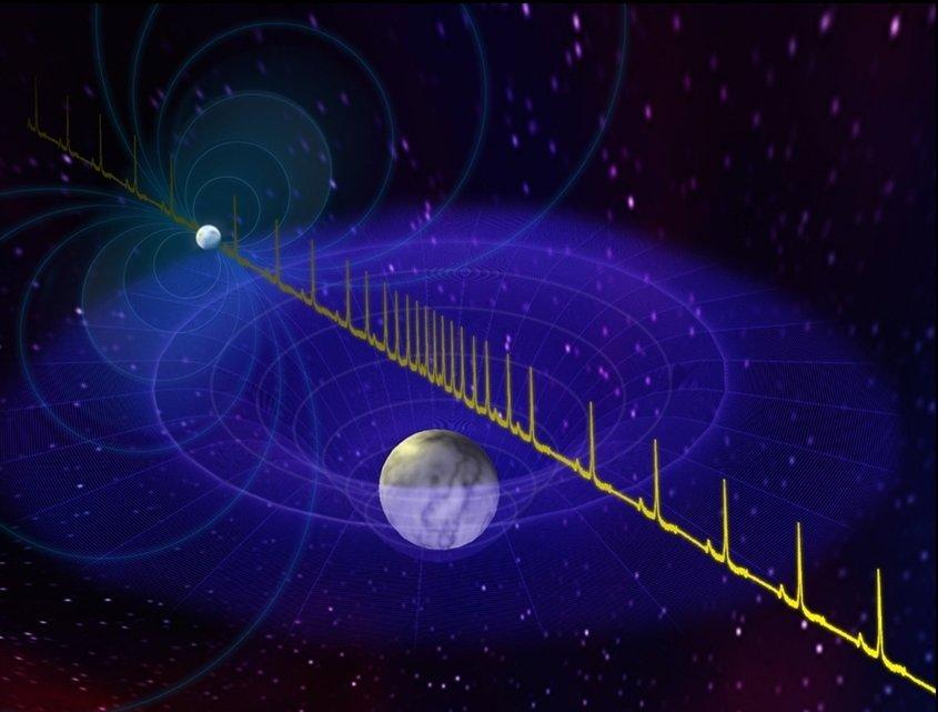 YU Обнаружена самая массивная нейтронная звезда