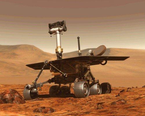 marsrover-500x400 Под поверхностью Марса обнаружили воду