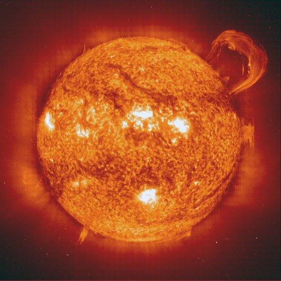 soho-eit_11147 Понижение солнечной активности вызвало... повышение температуры воздуха на Земле!