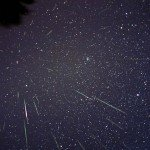 Метеорный поток Леонид в 2001 году