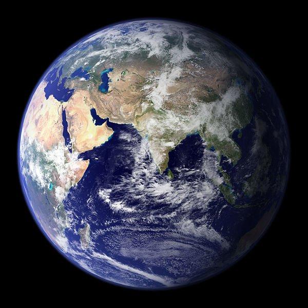 1 Наша планета сама создала океаны