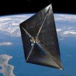 Американское космическое агентство осуществило первый запуск спутника со спутника