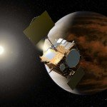 Японский зонд не смог выйти на орбиту Венеры