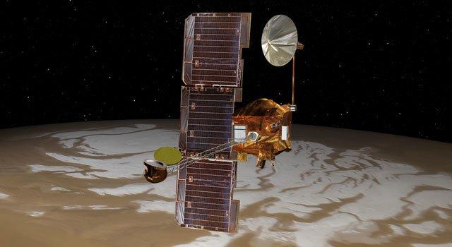 118 Зонд Mars Odyssey вот-вот станет рекордсменом Марса